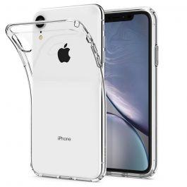 Husa de protectie Spigen Liquid Crystal pentru iPhone XR, Transparent