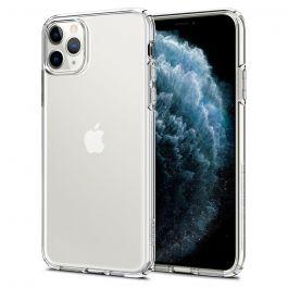 Husa de protectie Spigen Liquid Crystal pentru iPhone 11 Pro, Transparent