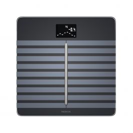 Cantar de persoane Withings Body Cardio Full Body Composition, Negru, Resigilat