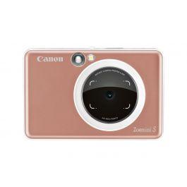 Aparat Foto Canon ZoeMini S Instant Camera Roz Gold