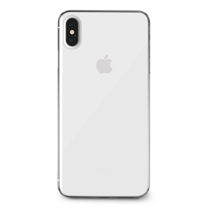 3244a0cc857 Husa de protectie Moshi pentru iPhone XS Max - Transparent | iSTYLE RO