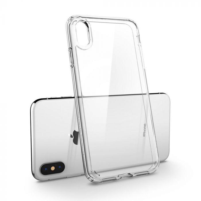 b6f2666a552 Husa de protectie Spigen Ultra Hybrid pentru iPhone X/Xs, Transparent