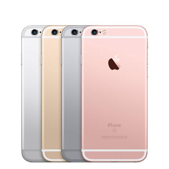 apple iphone 6 plus 64gb silver unlocked refurbished. Black Bedroom Furniture Sets. Home Design Ideas