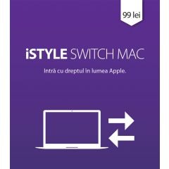 iSTYLE Switch Mac (Ești un utilizator nou de Mac?)