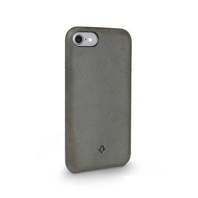 TwelveSouth Relaxed Leather Clip for iPhone 7 - Dried Herb