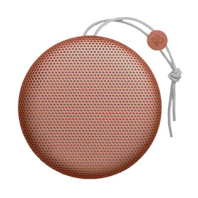 BeoPlay A1 - Tangerine Red