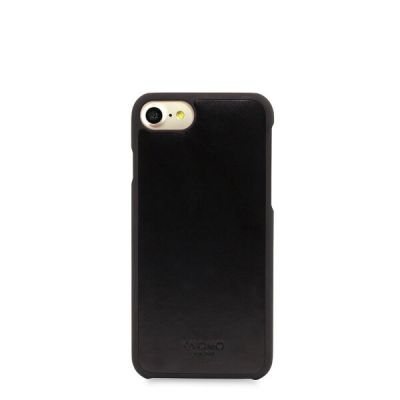 Knomo Snap On Case for iPhone 7/8 - Black