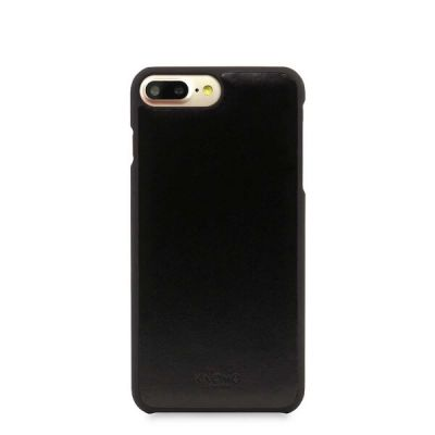 Knomo Snap On Case for iPhone 7 Plus/8 Plus - Black