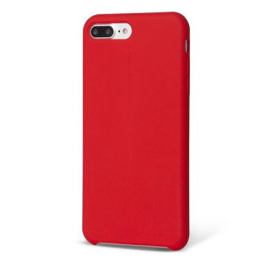 Husa protectie silicon iPhone 7 Plus/8 Plus - Rosu