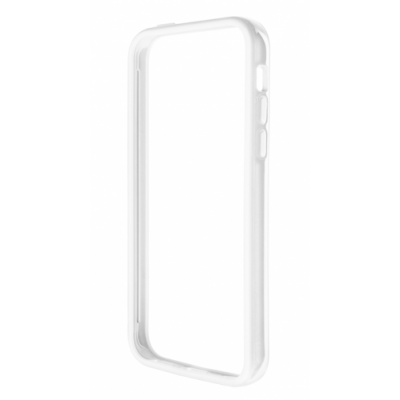 (EOL) Artwizz Bumper for iPhone 5c - White