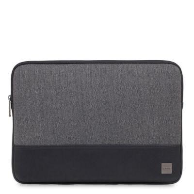 Knomo HERRINGBONE Laptop Sleeve 14inch - Grey