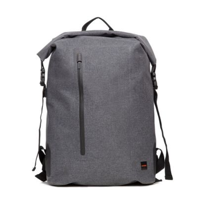 Knomo CROMWELL Backpack Roll Top 15inch - Grey