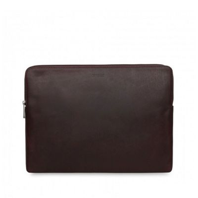 Knomo BARBICAN Sleeve 15inch - Brown