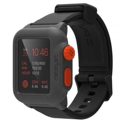 Catalyst Waterproof case for Apple Watch 42mm - Red