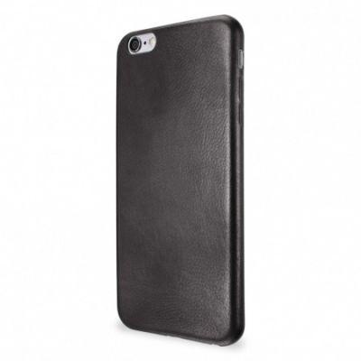Artwizz Leather Clip pentru iPhone 6 Plus/6s Plus - Neagră