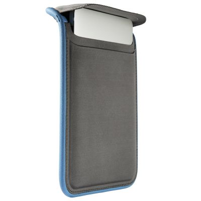 Speck Flaptop sleeve for MacBook Pro Retina 13inch - Graphite grey/Electric blue/Graphite grey
