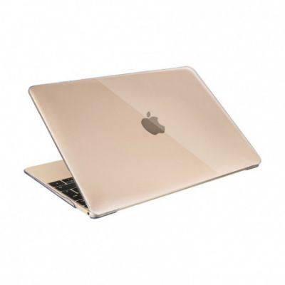 Artwizz Clear Clip pentru MacBook 12inch - Transparentă