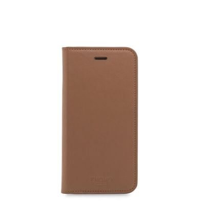 (EOL) Knomo PREMIUM Folio for iPhone 7/8 - Caramel