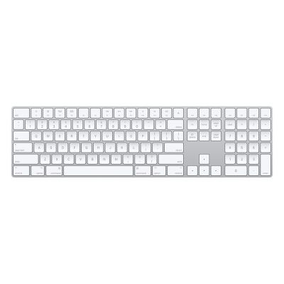 Apple Magic Keyboard with Numeric Keypad - Romanian