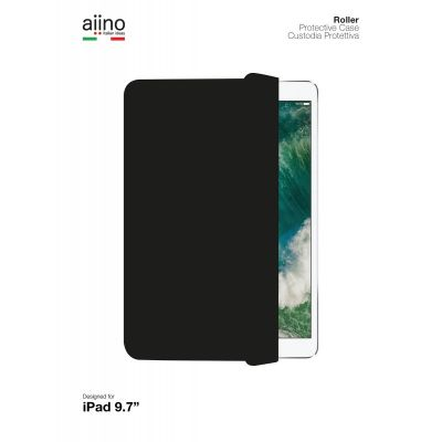 Aiino Roller case for 9.7inch iPad (Premium) - Black