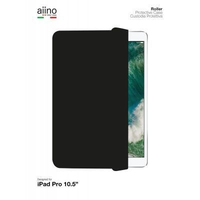Aiino Roller case for 10.5inch iPad Pro (Premium) - Black