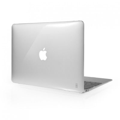Aiino case for MacBook 12inch (glossy) - Clear