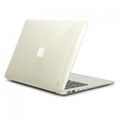 Aiino case for MacBook Air 13inch (glossy) - Clear