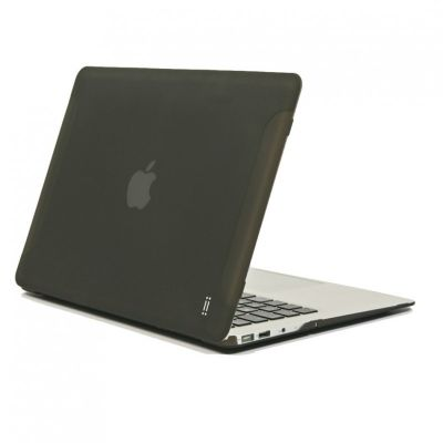 Aiino case for MacBook Air 13inch (matte) - Black