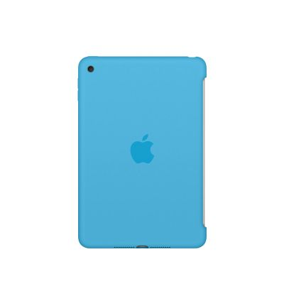 (EOL) Apple Silicon Case for iPad mini 4 - Blue