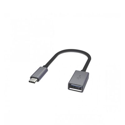 Adaptor Artwizz USB-C Highspeed la USB-A mamă - Titan