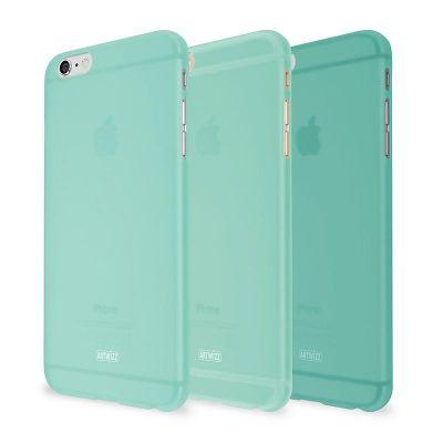 (EOL) Artwizz Rubber Clip pentru iPhone 6/6s - Mint
