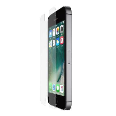 (EOL) Belkin InvisiGlass Ultra (Corning) Flat Overlays for iPhone 5/5s/SE