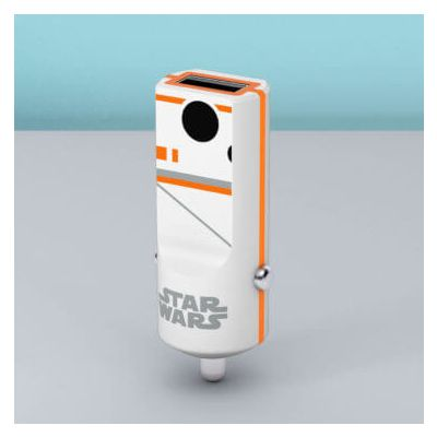 Tribe Star Wars Car Charger (BB-8) - White