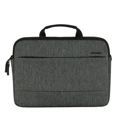 Incase City Brief (13inch) - Heather Black Gunmetal Gray