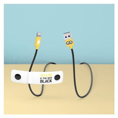 Tribe Minions Lightning Cable (Jail Time Minion) (120cm)