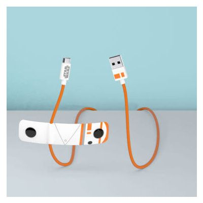 Tribe Star Wars Micro USB Cable (BB-8) (120cm)