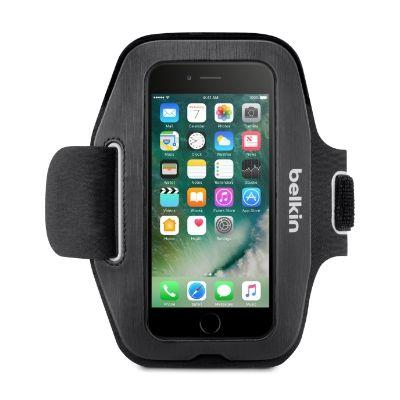 Belkin SportFit Armband for iPhone 7 - Black