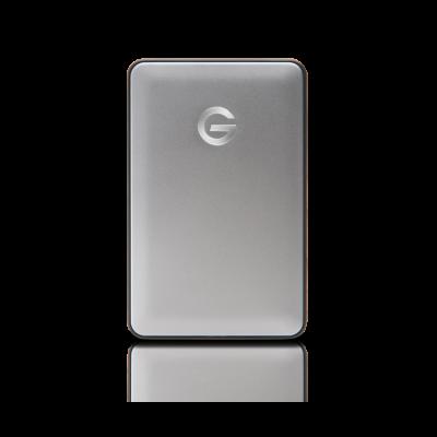 G-Technology G-DRIVE mobile USB-C (1TB) - Silver