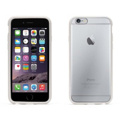 Griffin Reveal for iPhone 6/6s - White/Clear