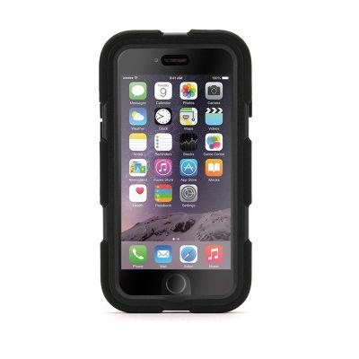 Griffin Survivor for iPhone 6 Plus/6s Plus - Black