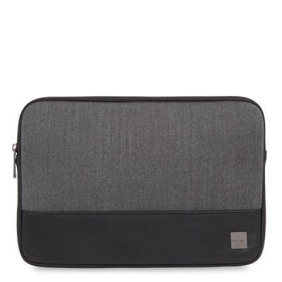Knomo HERRINGBONE Laptop Sleeve 13inch - Grey