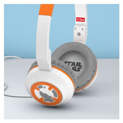 Tribe Star Wars Pop Headphones (BB-8)