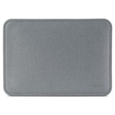 Incase ICON Sleeve for MacBook 12inch (with Diamond Ripstop) - Cool Gray