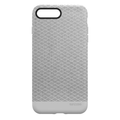 Incase Textured Snap for iPhone 7/8 Plus (Diamond Ripstop) - Cool Gray