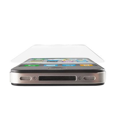 ZAGG InvisibleShield Glass for iPhone 4/4s