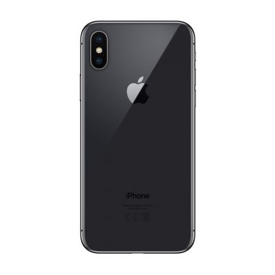 iPhone X 64GB - Space Gray