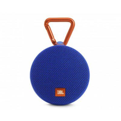 JBL Clip 2 Waterproof - Blue