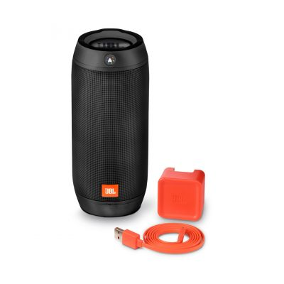 JBL Pulse 2 ultimate splashproof portable speaker - Black