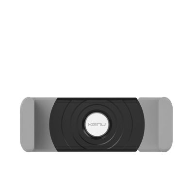 Kenu AirFrame vent car mount for iPhone 4/ 5/ 6 - Black/ Silver