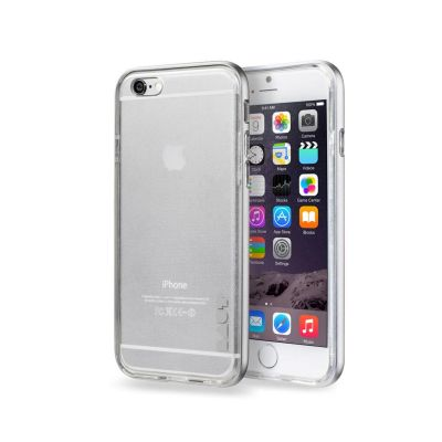 Laut EXOFRAME for iPhone 6/6s (alumunium frame) - Silver